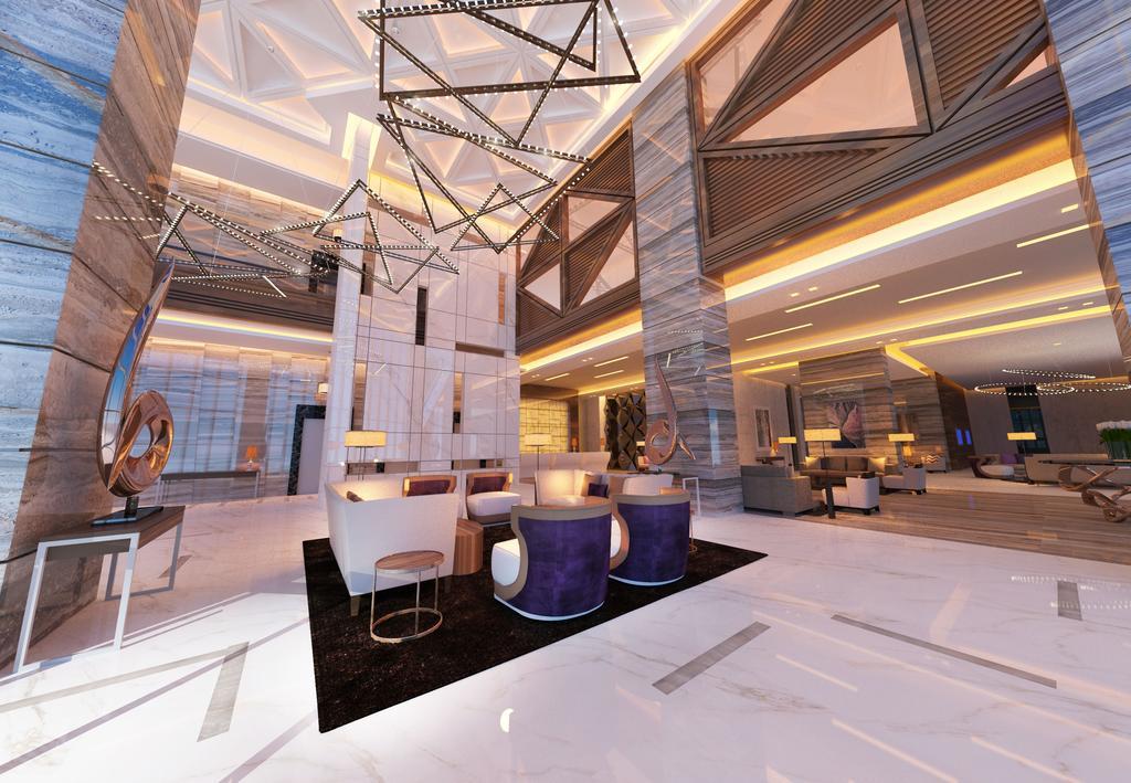 Отдых в отеле Radisson Blu Hotel Dubai Waterfront