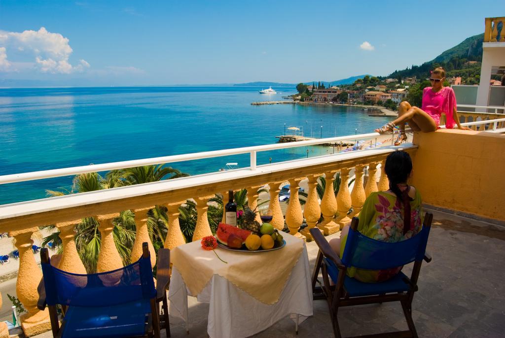 Гарячі тури в готель Potamaki Beach Hotel Корфу (острів)