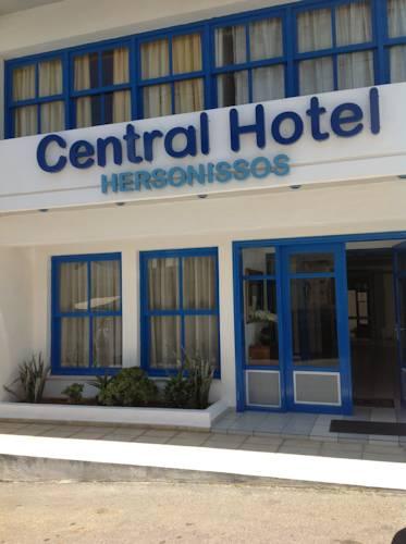 Горящие туры в отель Central Hersonissos Hotel