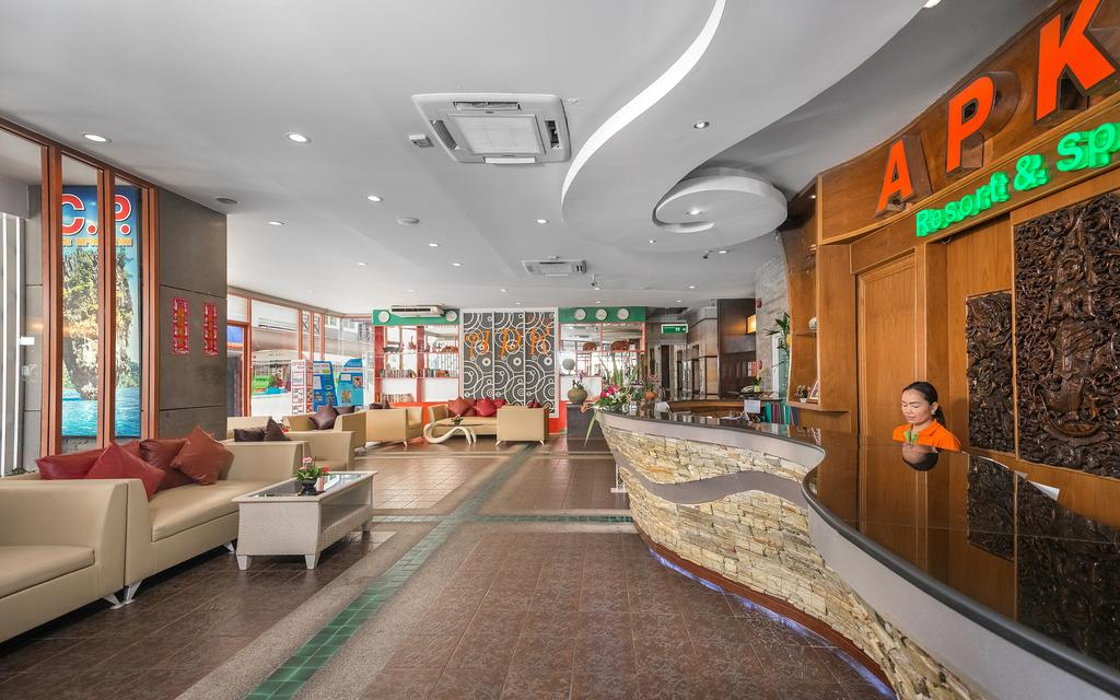 Apk Resort & Spa, фото