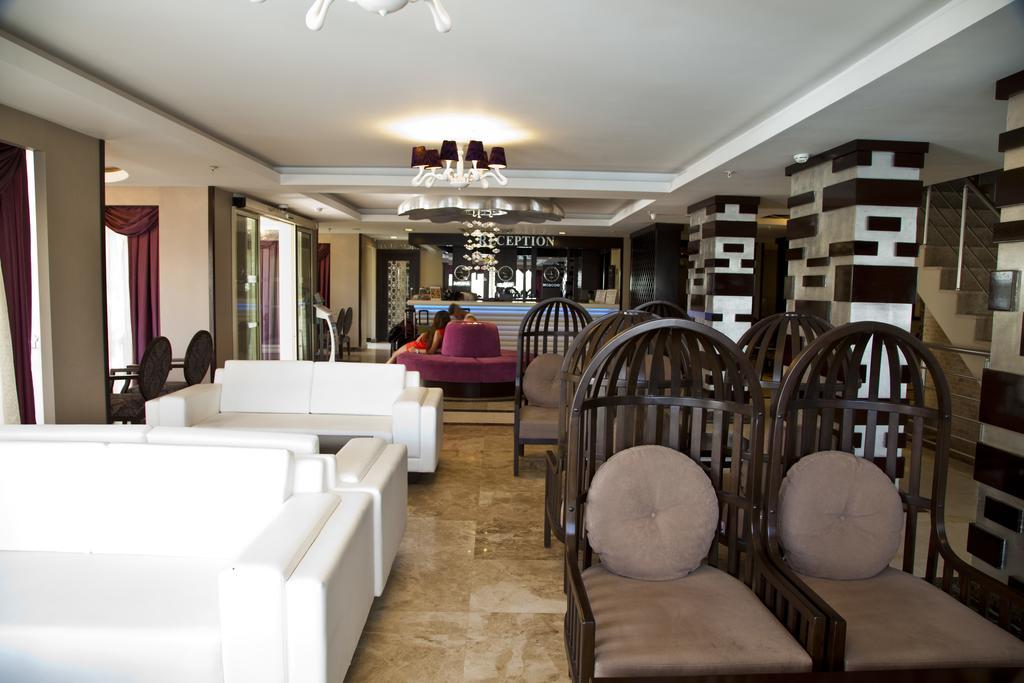 Відпочинок в готелі Holiday City Hotel Сіде