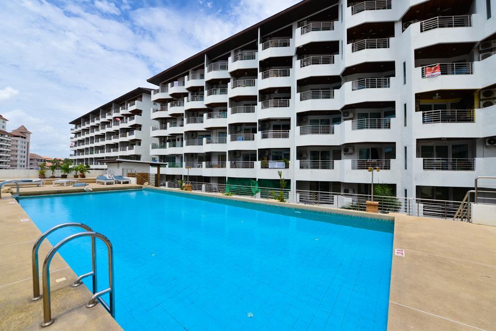 Горящие туры в отель Jomtien Plaza Residence Паттайя