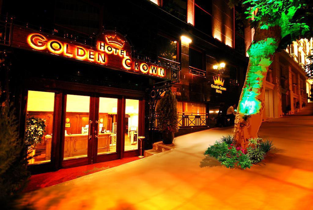 Golden Crown Hotel, Стамбул, Турция, фотографии туров