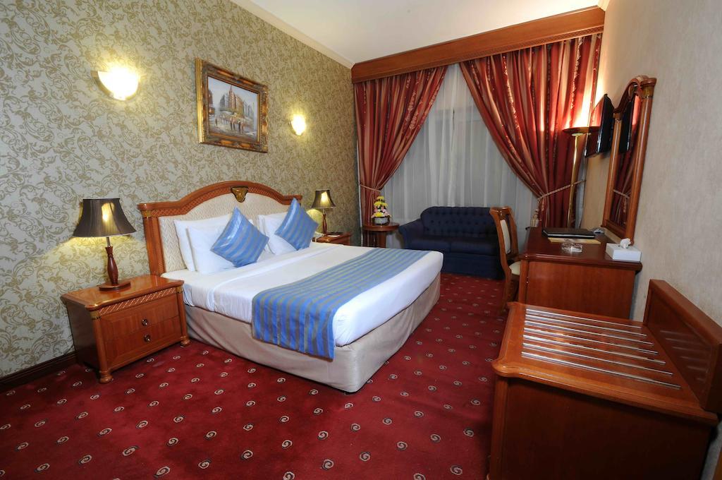 Отдых в отеле Sun and Sands Дубай (город) ОАЭ