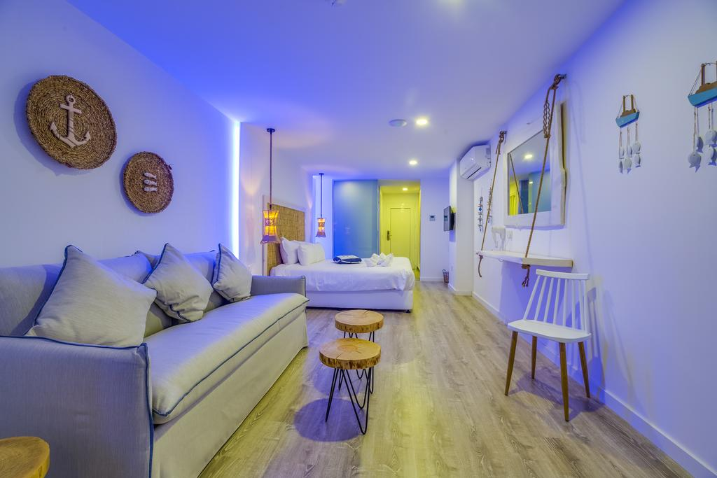 Готель, 4, Blue Harbour Boutique Apartments