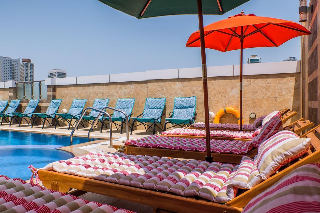 Tulip Inn Al Khan Hotel цена