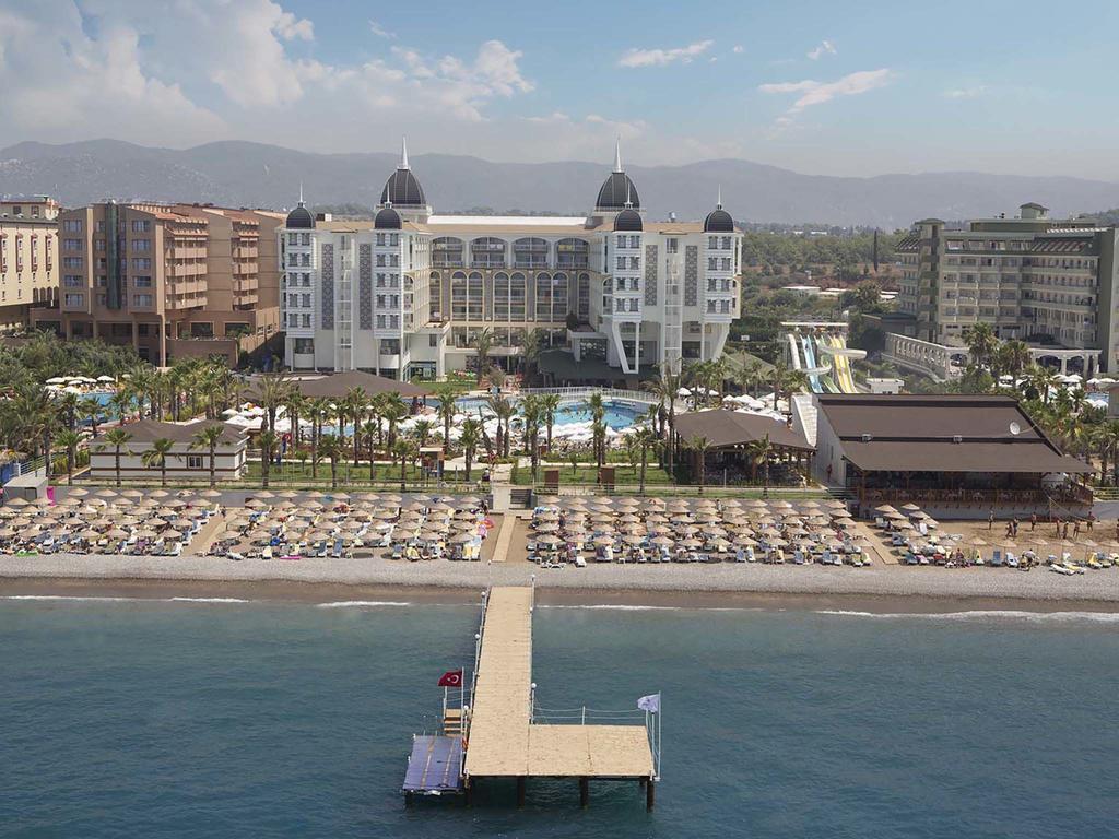 Відпочинок в готелі Kirman Hotels Sidera Luxury & Spa Аланья Туреччина