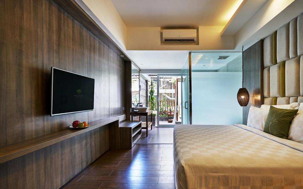 Нуса-Дуа The Crystal Luxury Bay Resort цены