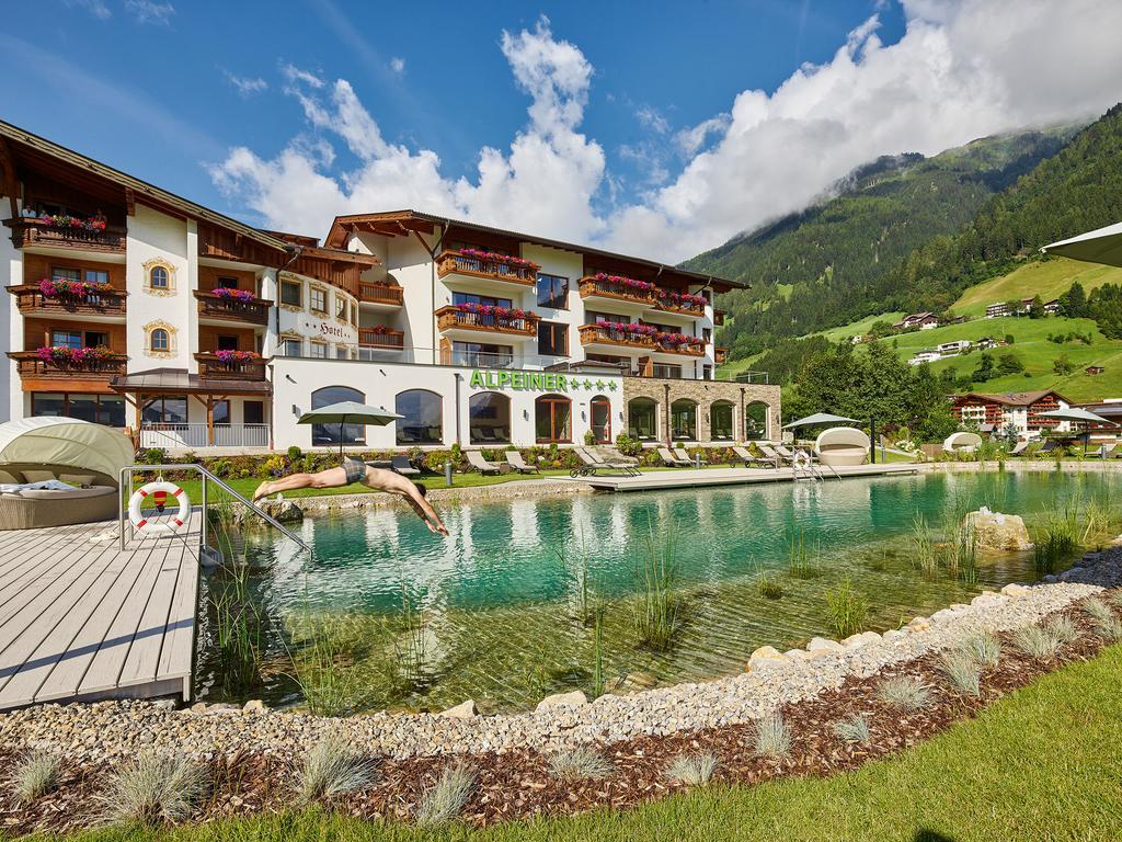 Гарячі тури в готель Alpeiner Nature Resort Tirol (Neustift)
