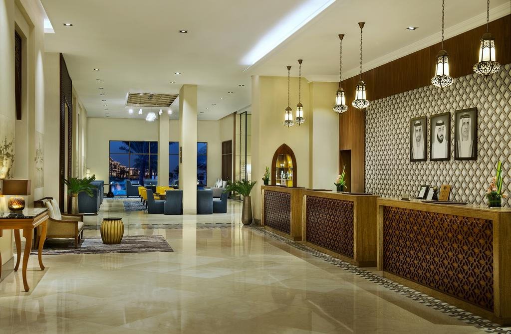 Doubletree by Hilton Resort & Spa Marjan, Рас-ель-Хайма