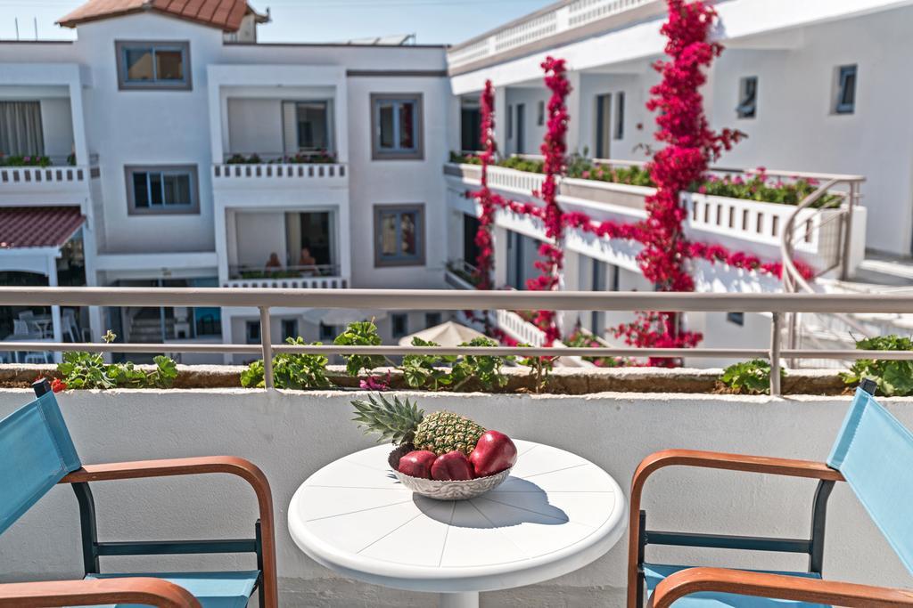 Отдых в отеле Ariadne Hotel-Apartments