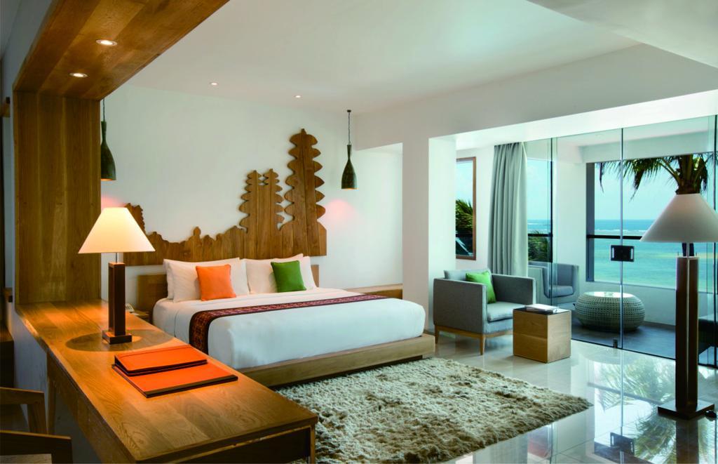 Отзывы гостей отеля Grand Aston Bali Beach Resort