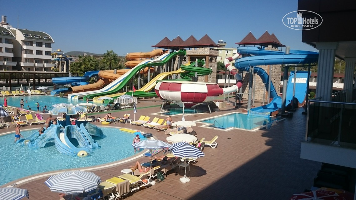 Туреччина Eftalia Splash Resort