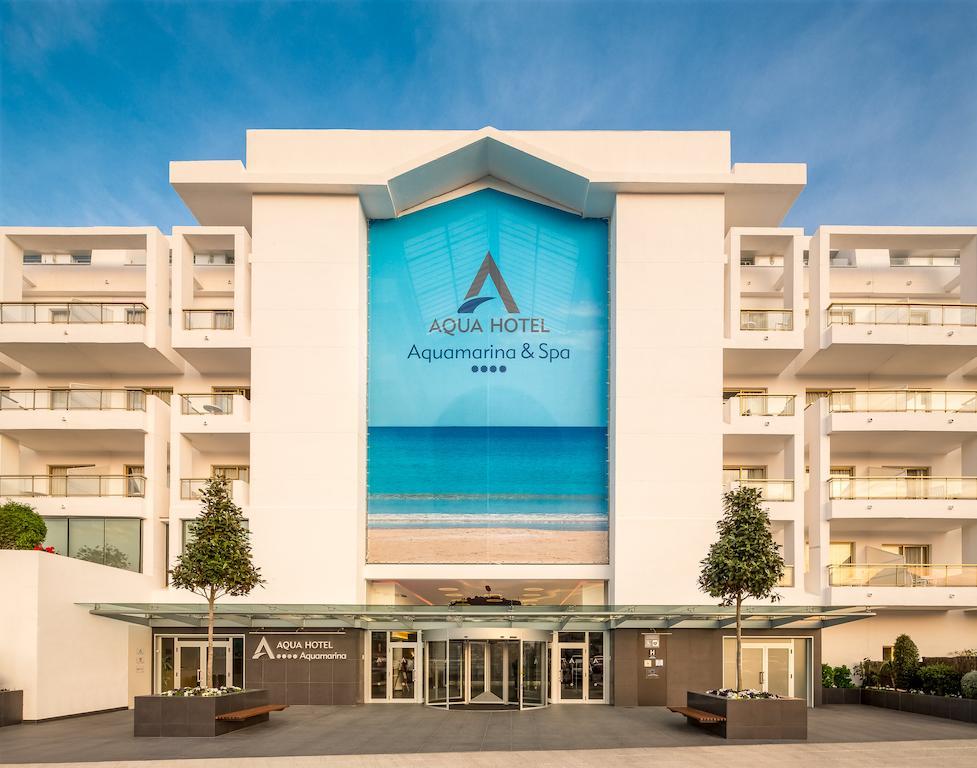 Aqua Hotel Aquamarina, Коста-де-Барселона-Маресме, Испания, фотографии туров