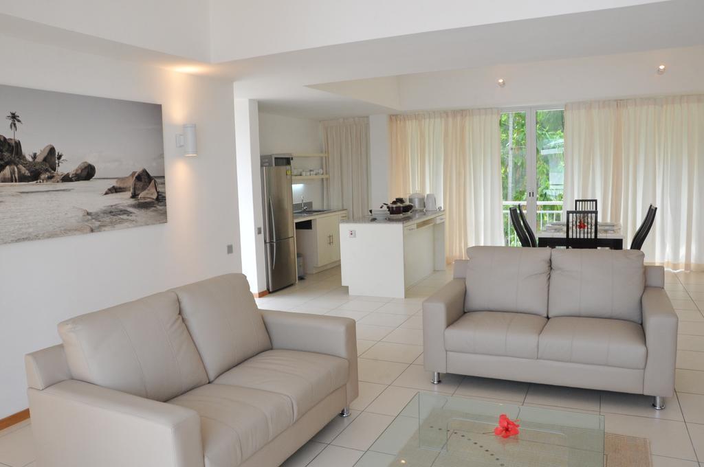 Туры в отель Eden Luxury Apartments Маэ (остров)