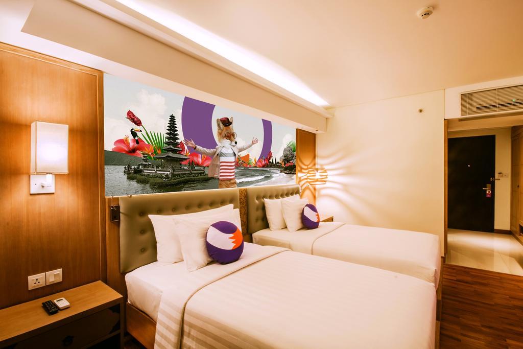 Горящие туры в отель Fox Harris Jimbaran Beach (ex. Pramapada) Джимбаран