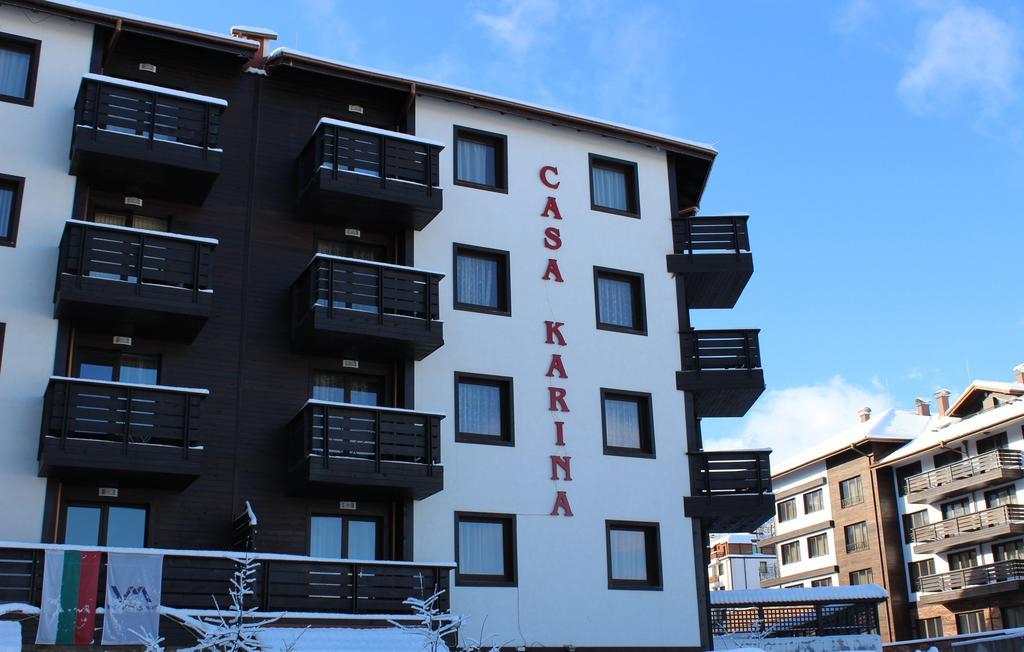 Горящие туры в отель Casa Karina Apart-Hotel Банско Болгария