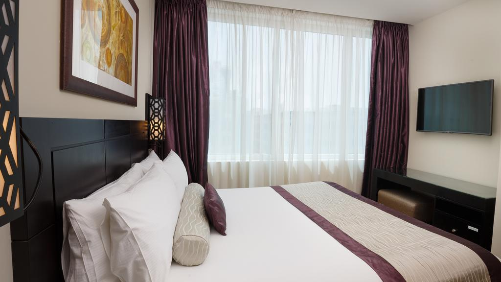 Горящие туры в отель Holiday Inn Al Barsha Дубай (город) ОАЭ