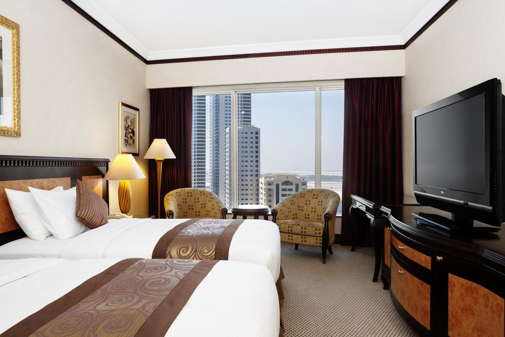 Відгуки туристів Hilton Sharjah Hotel