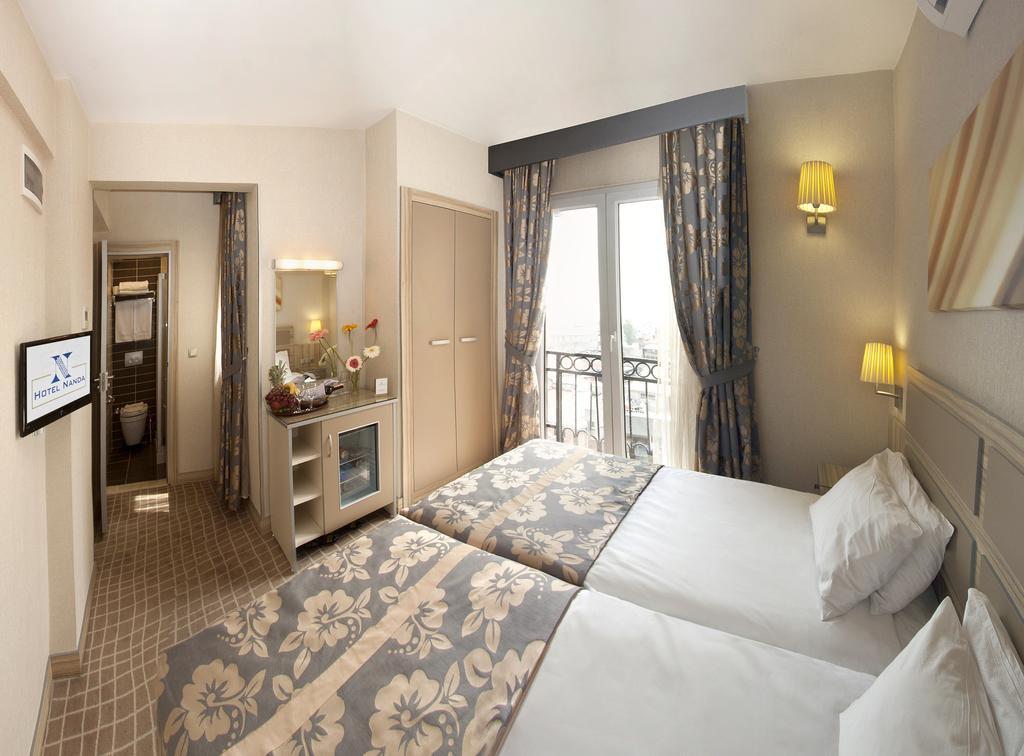 Горящие туры в отель Nanda Hotel Стамбул