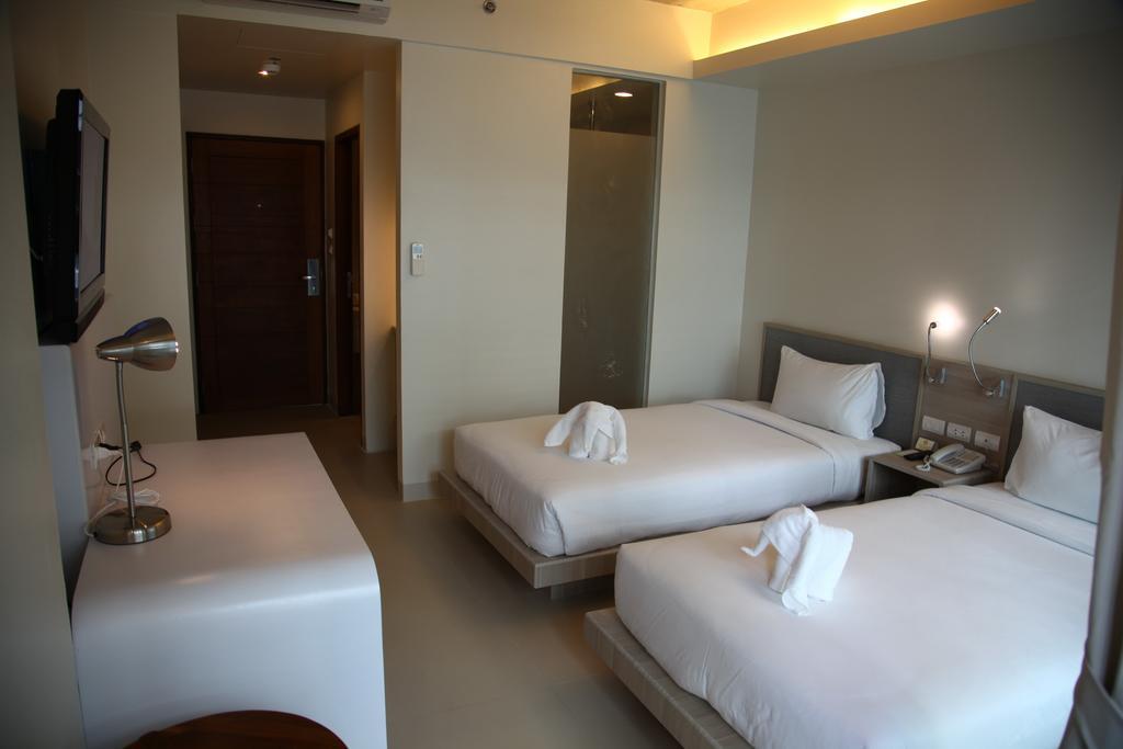 Отдых в отеле Sunshine Hotel & Residence