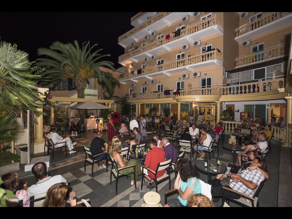 Гарячі тури в готель Potamaki Beach Hotel Корфу (острів) Греція