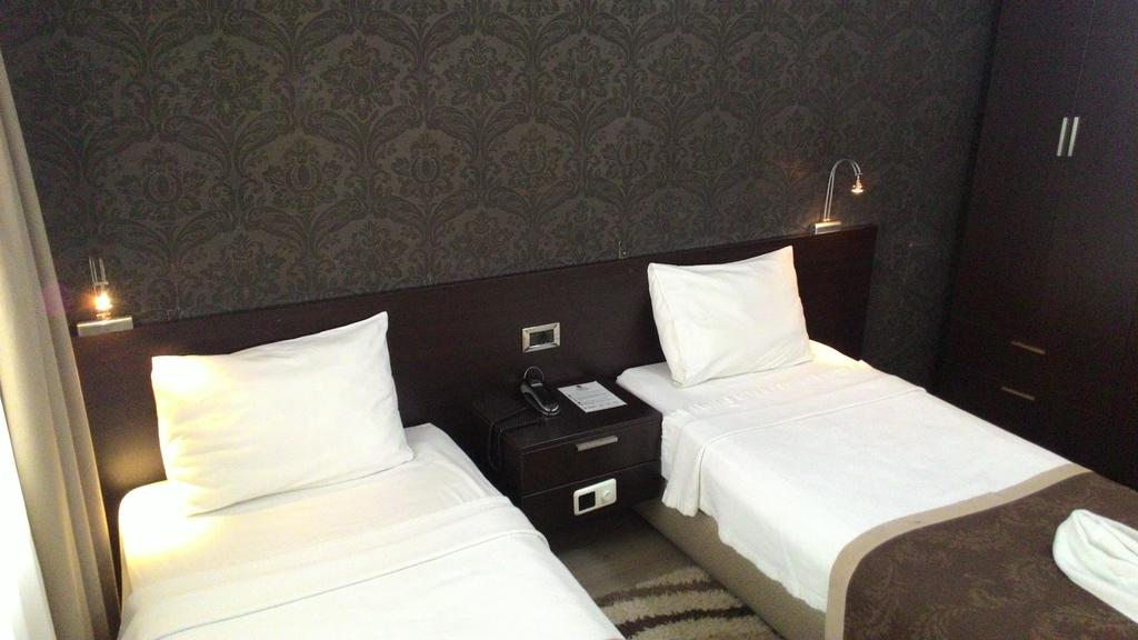 Residence Hotel, Турция