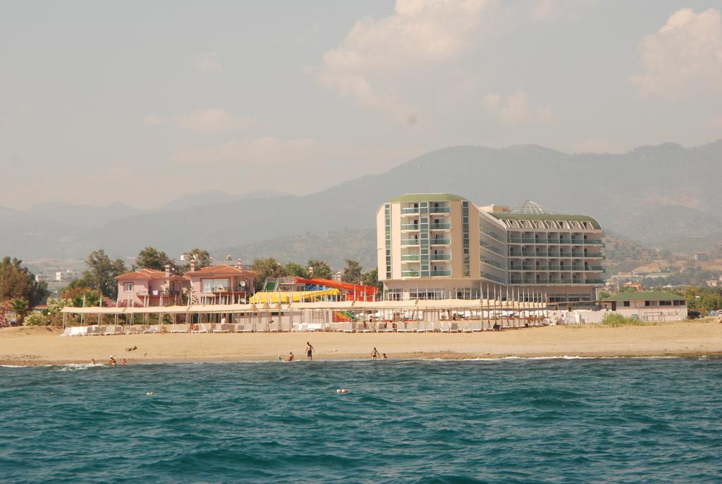 Отзывы об отеле Hedef Beach Hotel