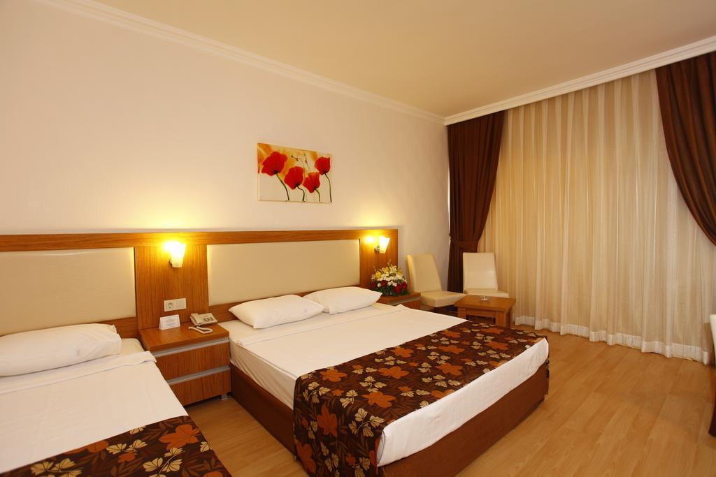 Горящие туры в отель Hotel Cenger Beach Сиде