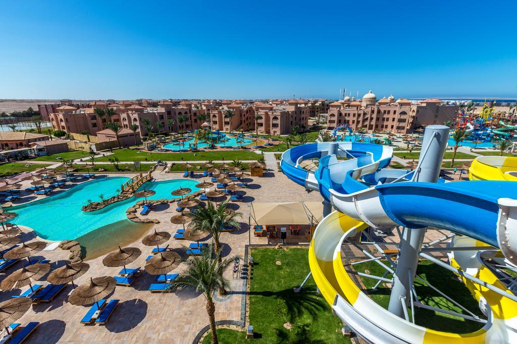 Отдых в отеле Albatros Aqua Park Resort (ex. Albatros Garden) Хургада Египет