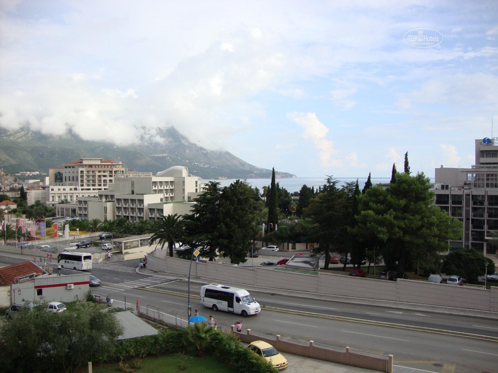 Отдых в отеле Tamara Бечичи Черногория