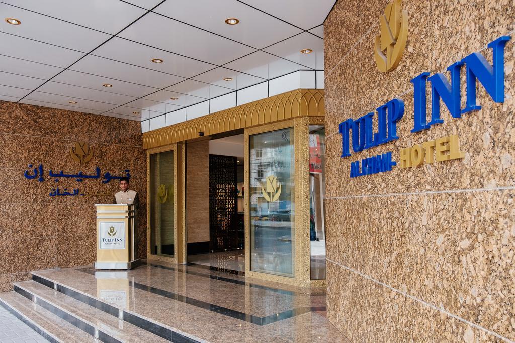 Отзывы про отдых в отеле, Tulip Inn Al Khan Hotel
