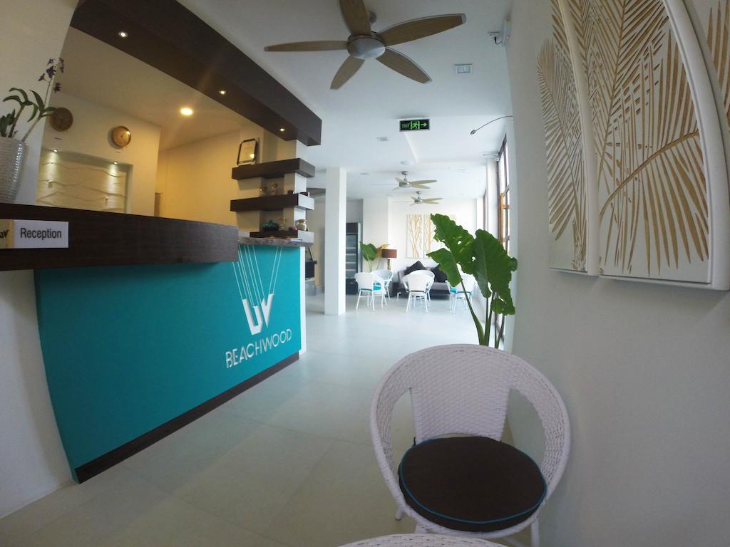 Мальдивы Beachwood Hotel
