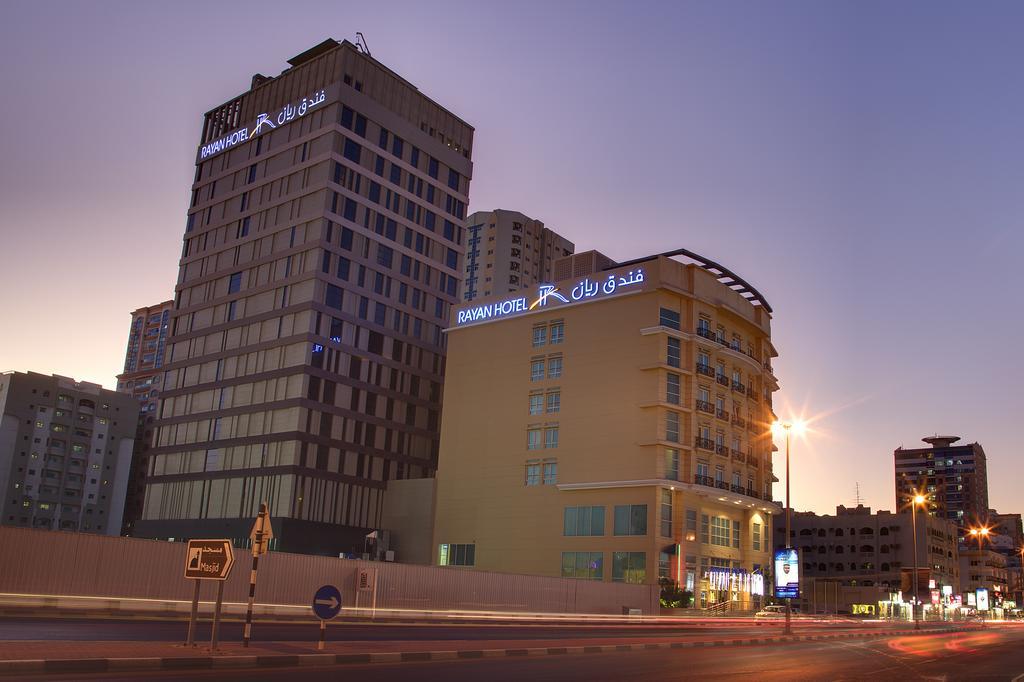Отдых в отеле Rayan Hotel