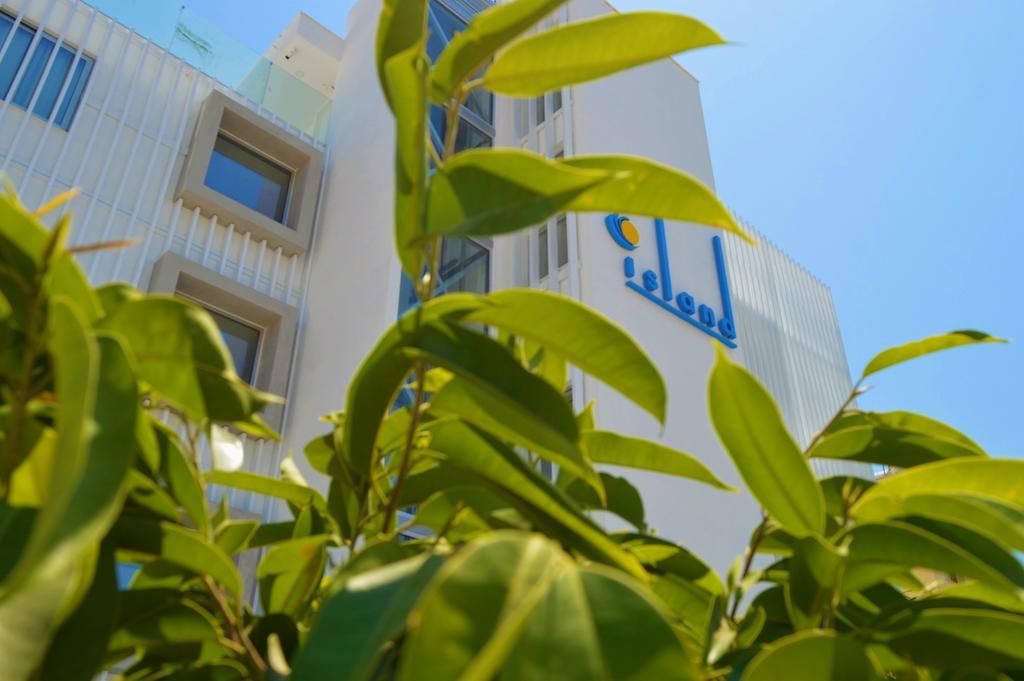 Отель, Ларнака, Кипр, Island Boutique Hotel