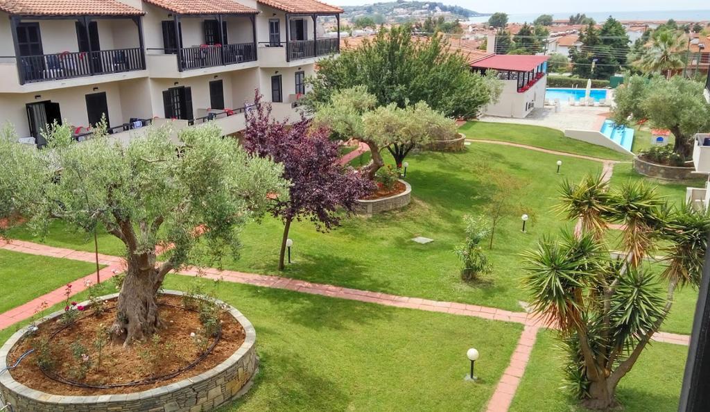 Bellagio Hotel (ex. Avra Hotel Furka) Греція ціни