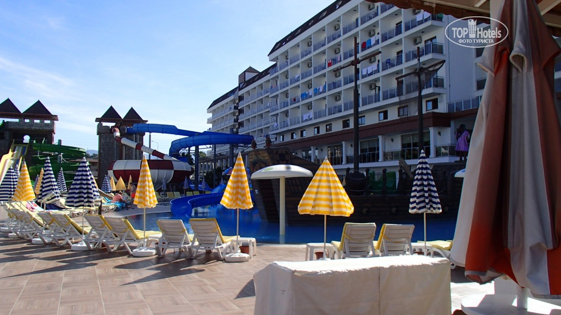 Аланія Eftalia Splash Resort
