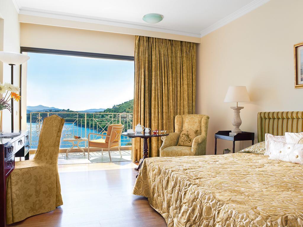 Відпочинок в готелі Corfu Imperial Grecotel Exclusive Resort Корфу (острів)