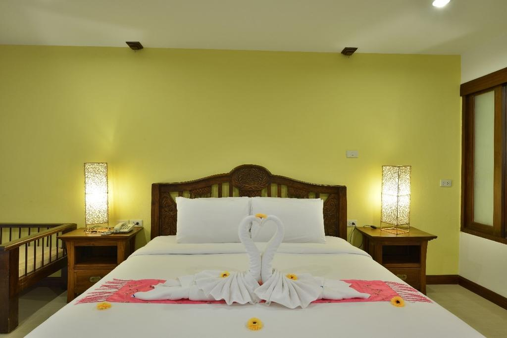 Отдых в отеле Wongamat Privacy Residence