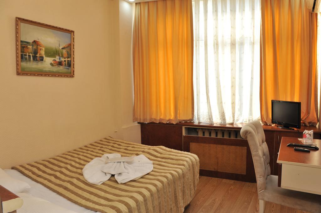 Отдых в отеле Turvan Hotel