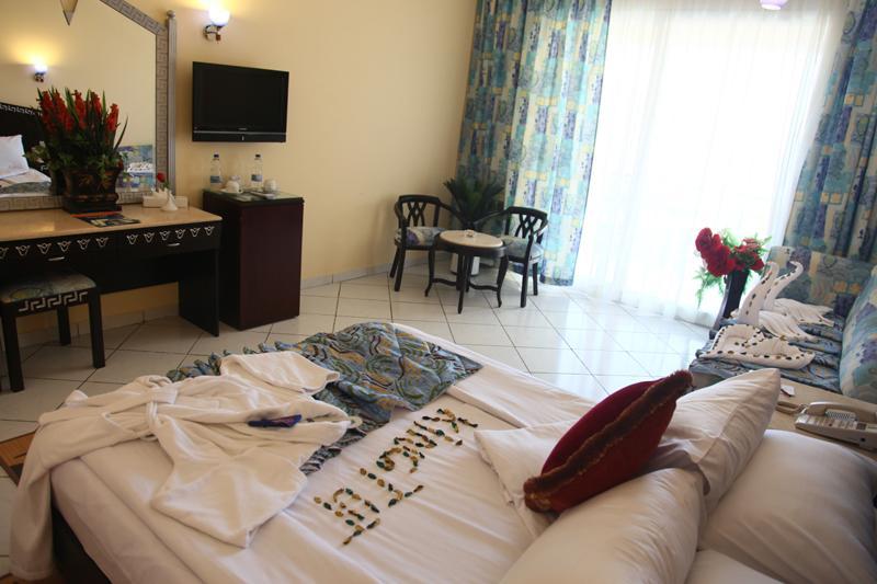 King Tut Aqua Park Beach Resort, Хургада