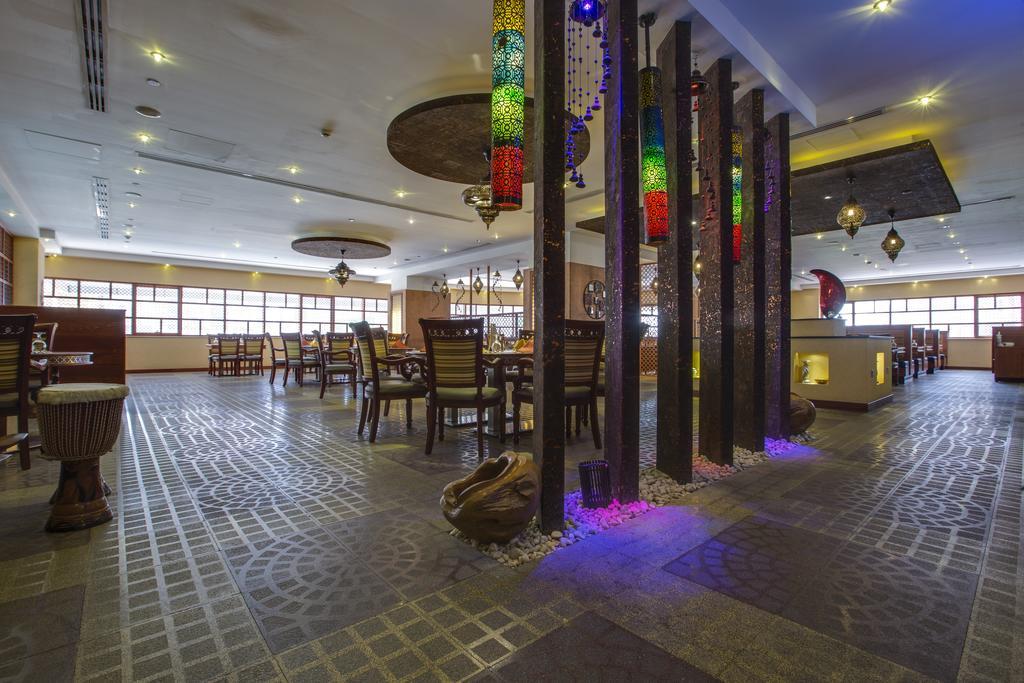 Отдых в отеле Park Inn by Radisson Hotel Apartments