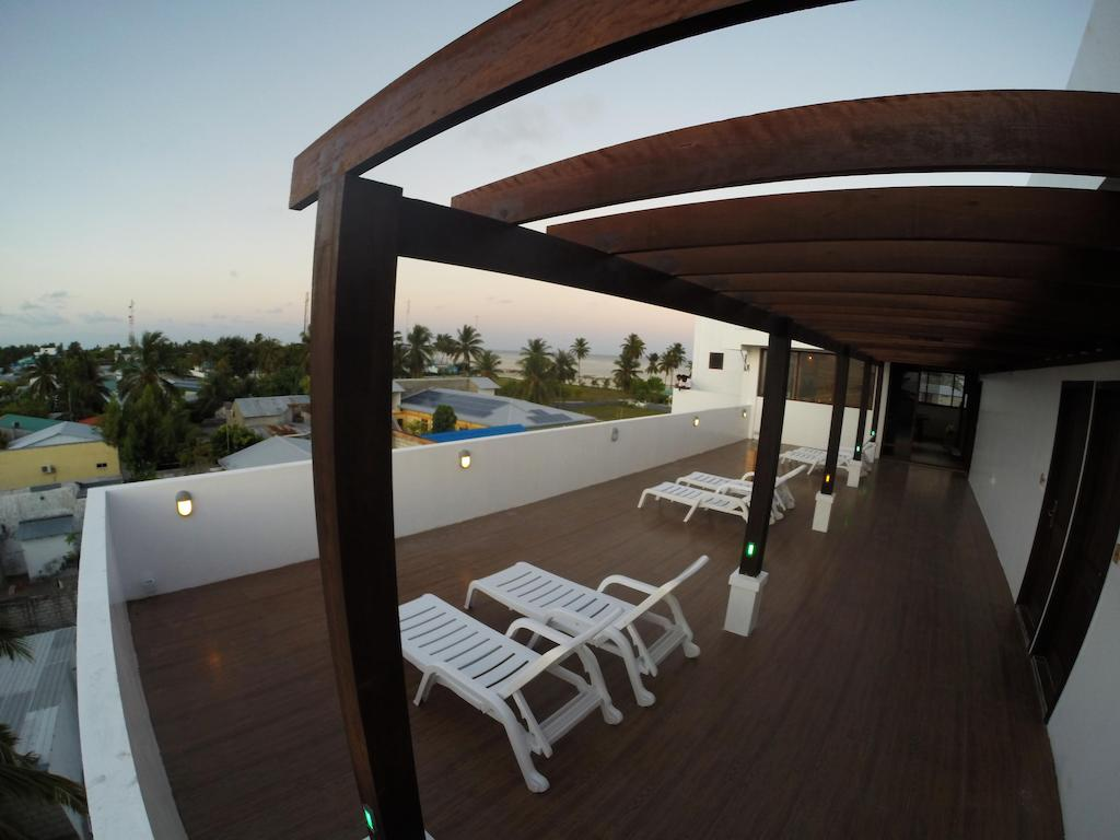 Beachwood Hotel, Мальдивы