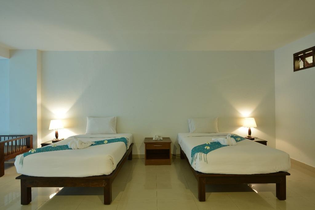 Отдых в отеле Wongamat Privacy Residence Паттайя Таиланд