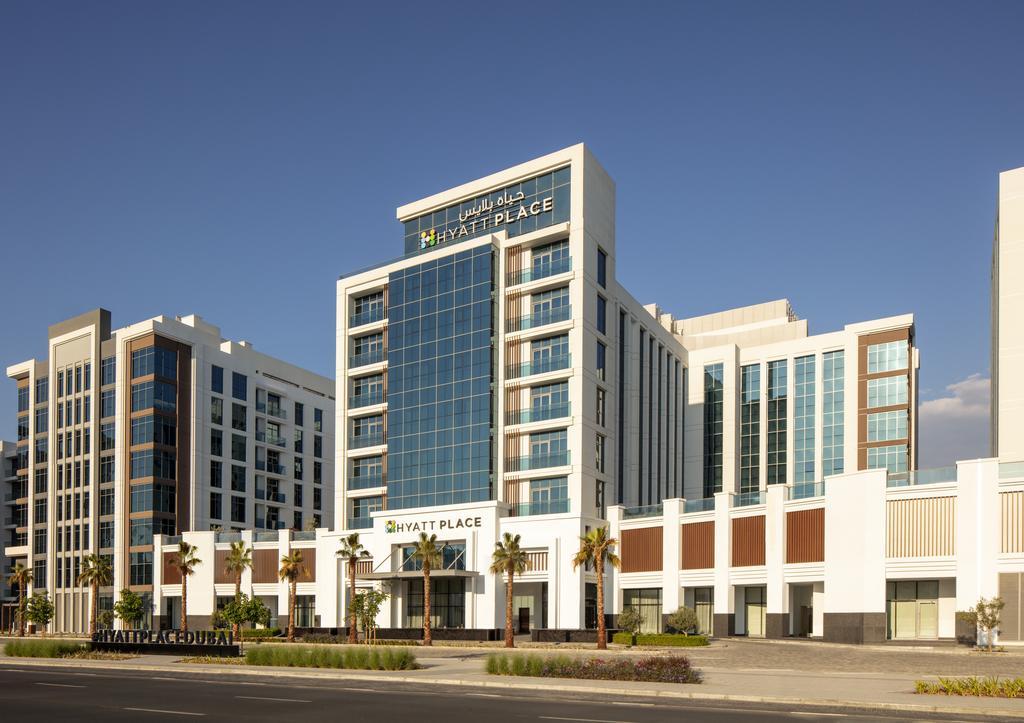 Hyatt Place Dubai Jumeirah, Дубай (город) цены