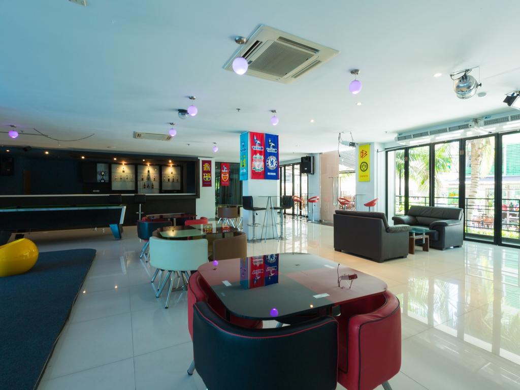 Туры в отель Vogue Pattaya Hotel