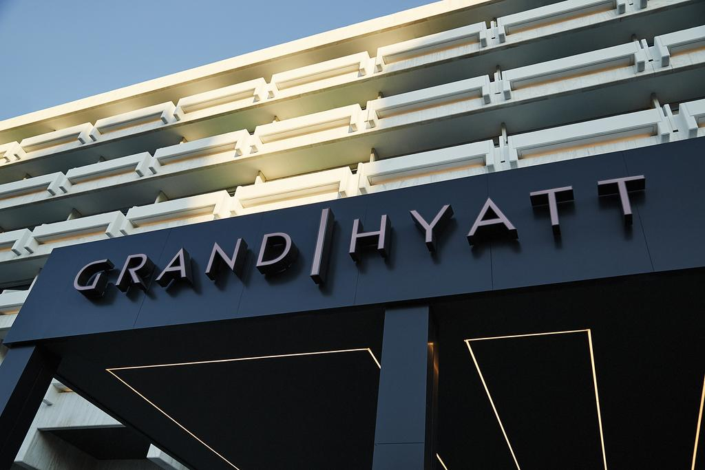 Grand Hyatt Athens (ex. Athens Ledra), Греция