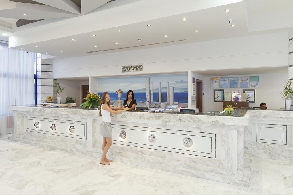 Rodos Princess Beach Hotel, харчування
