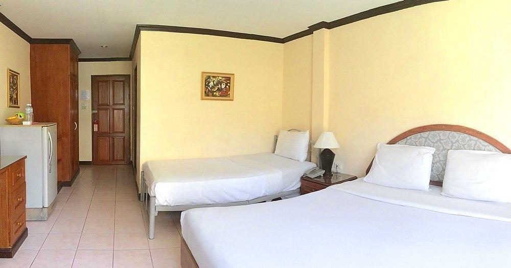 Eurostar International Hotel, пляж Паттаи, Таиланд, фотографии туров