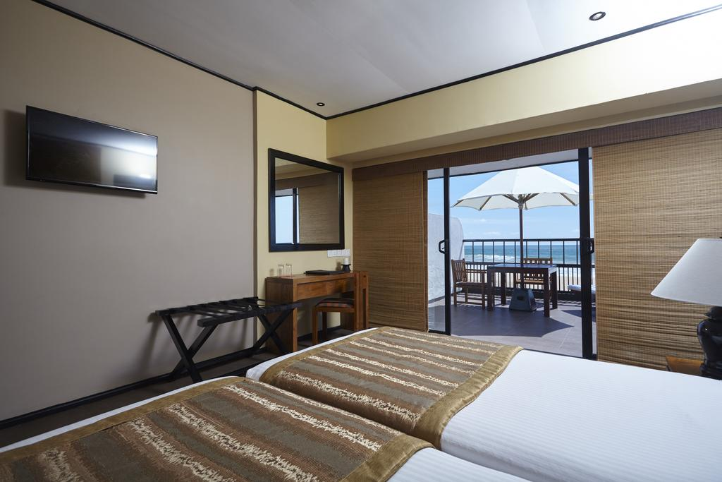 Отзывы об отеле The Ekho Surf Hotel